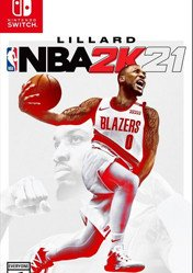 Buy NBA 2K21 NINTENDO SWITCH CD Key