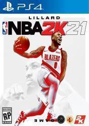 Buy NBA 2K21 PS4