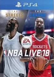 Buy Cheap NBA Live 18 PS4 CD Key