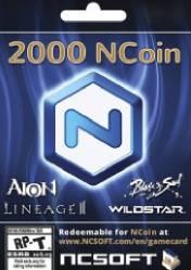 Buy Cheap NCSOFT NCOIN 2000 PC CD Key