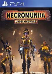 Buy Cheap Necromunda: Underhive Wars PS4 CD Key