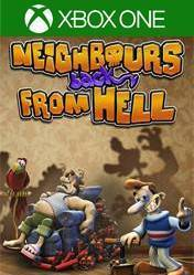 Buy Cheap Neighbours back From Hell XBOX ONE CD Key