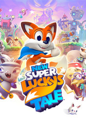 Buy New Super Luckys Tale PC CD Key