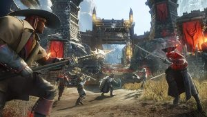 New World, Amazon Game Studio's MMO, unveils more details about its world