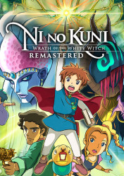 Buy Ni no Kuni Wrath of the White Witch Remastered PC CD Key