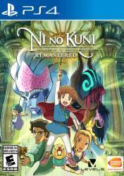 Buy Ni no Kuni Wrath of the White Witch Remastered PS4