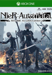 Buy Cheap NieR Automata BECOME AS GODS Edition XBOX ONE CD Key