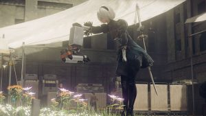 NieR Automata sells a million copies on its first month after release