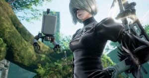 Nier: Automata's 2B coming to Soulcalibur 6