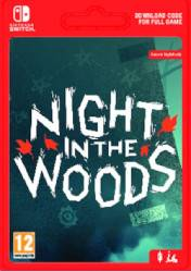 Buy Cheap Night in the Woods NINTENDO SWITCH CD Key