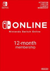 Buy Cheap Nintendo Switch Online 12 Months Membership NINTENDO SWITCH CD Key