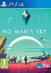 Buy No Mans Sky PS4 CD Key