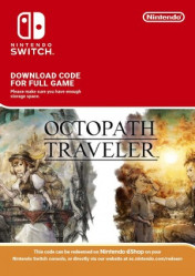 Buy Cheap OCTOPATH TRAVELER NINTENDO SWITCH CD Key