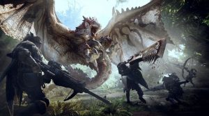 One million pre-orders of Monster Hunter: World.