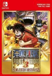 Buy Cheap One Piece Pirate Warriors 3 NINTENDO SWITCH CD Key