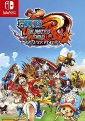 Buy Cheap ONE PIECE: UNLIMITED WORLD RED DELUXE EDITION NINTENDO SWITCH CD Key