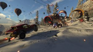 OnRush, the new Codemasters' game, will be released on the 5th of June