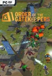 Buy Cheap Order Of The Gatekeepers PC CD Key