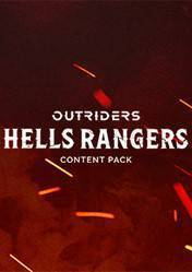 Buy OUTRIDERS Hells Rangers Content Pack pc cd key for Steam