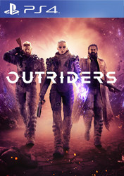 Buy OUTRIDERS PS4