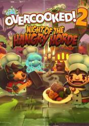 Buy Cheap Overcooked! 2 Night of the Hangry Horde PC CD Key
