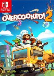 Buy Cheap Overcooked 2 NINTENDO SWITCH CD Key