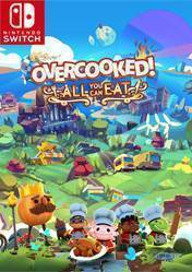 Buy Cheap Overcooked All You Can Eat NINTENDO SWITCH CD Key