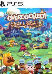 Buy Cheap Overcooked All You Can Eat PS5 CD Key