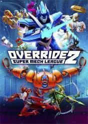 Buy Cheap Override 2: Super Mech League PC CD Key
