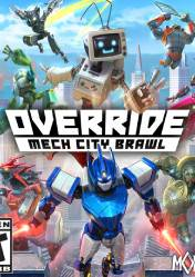 Buy Cheap Override: Mech City Brawl PC CD Key