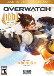 Buy Overwatch Game of the Year Edition PC CD Key