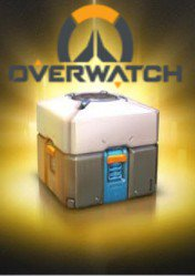 Buy Overwatch Golden Loot Box (PC/PS4/Xbox) PC CD Key