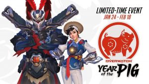 "Overwatch kicks off ""Lunar New Year 2019"" event"