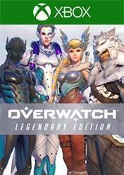 Buy Overwatch Legendary Edition 10 Skins Xbox One