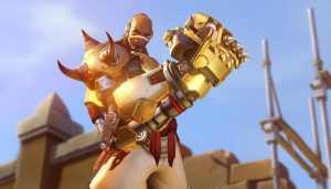 Overwatch officially presents its new hero: Doomfist