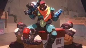 Overwatch presents Baptiste, its 30th hero