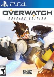Buy Overwatch PS4 CD Key