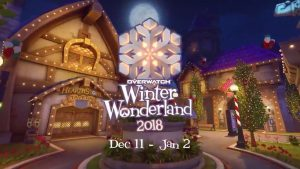 Overwatch: Winter Wonderland comes back on December 11