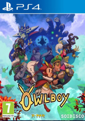 Buy Owlboy PS4 CD Key
