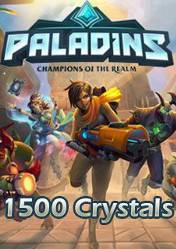Buy Cheap Paladins 1500 Crystals PC CD Key
