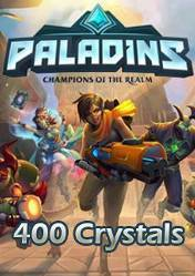 Buy Cheap Paladins 400 Crystals PC CD Key