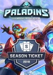 Buy Cheap Paladins Season Pass 2018 PC CD Key