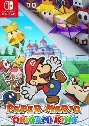 Buy Cheap Paper Mario: The Origami King NINTENDO SWITCH CD Key