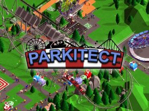 Parkitect: the theme park simulator will leave Early Access on November 29
