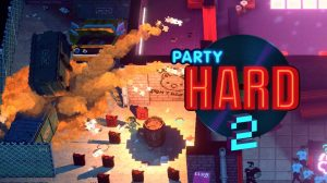 Party Hard 2: a demo and a release date for this retro slasher
