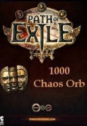 Buy Path of Exile 1000 Chaos Orbs pc cd key