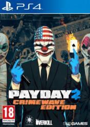 Buy Cheap Payday 2 Crimewave Edition PS4 CD Key