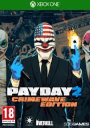 Buy Cheap Payday 2 Crimewave Edition XBOX ONE CD Key