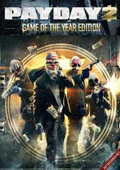 Buy PAYDAY 2 GOTY Edition PC CD Key