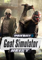 Buy PAYDAY 2 The Goat Simulator Heist DLC pc cd key for Steam